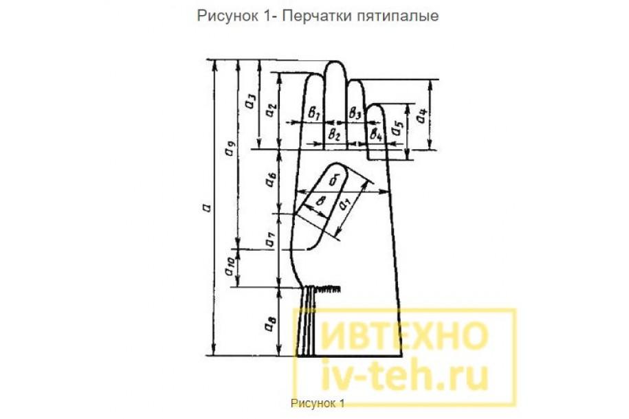 ГОСТ 5007-2014 Изделия трикотажные перчаточные