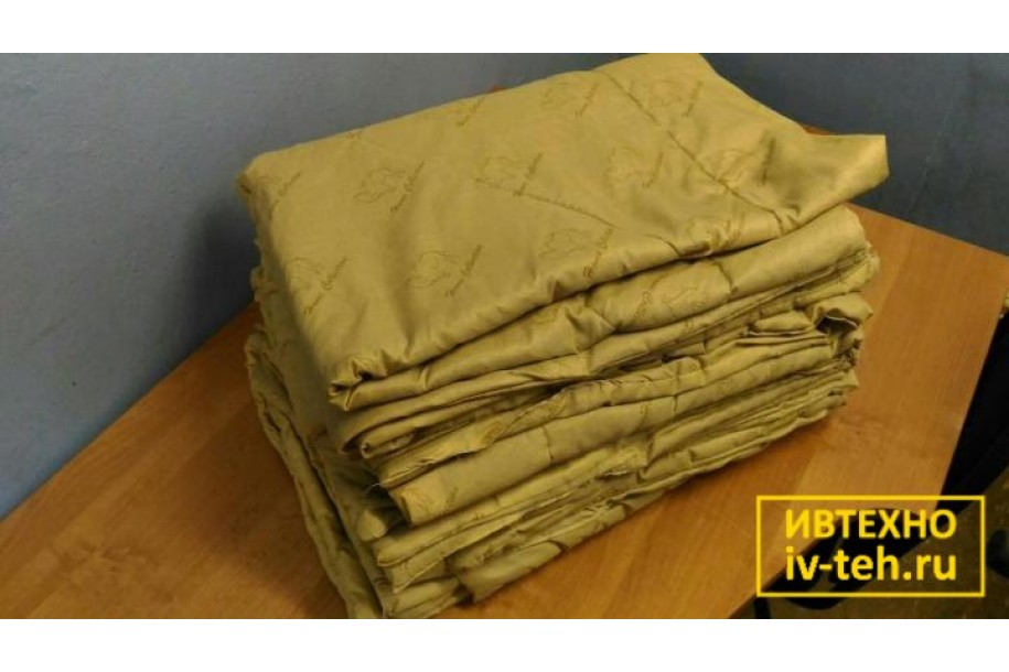 Производство одеял для рабочих