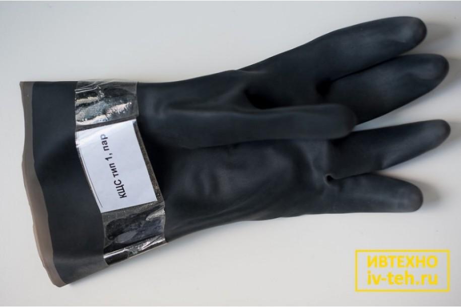 Типы и размеры перчаток КЩС