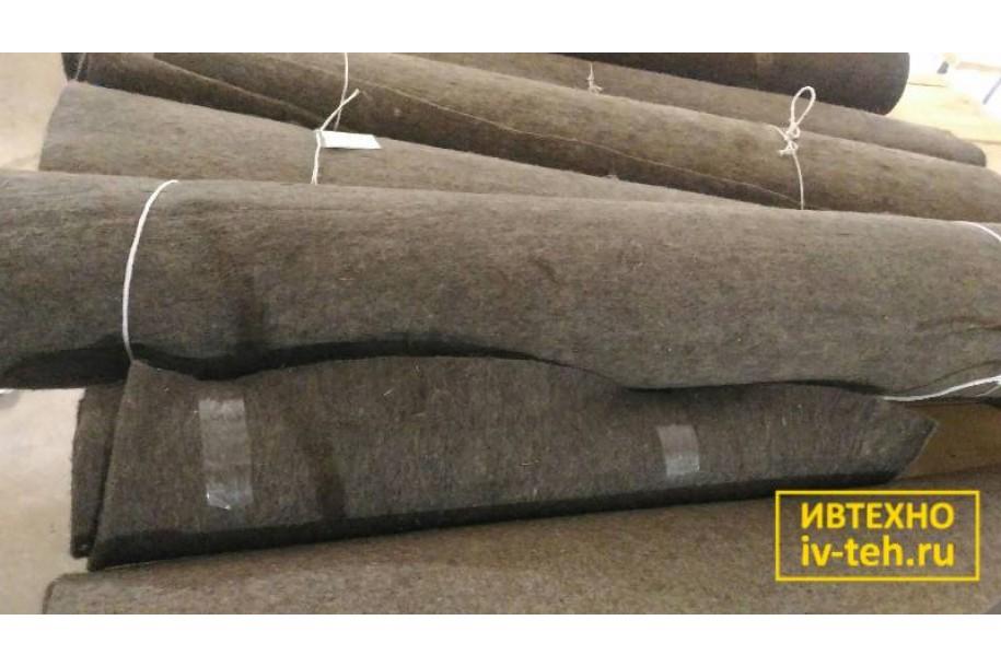 Войлок – технический материал из натуральной шерсти листовой и в рулонах