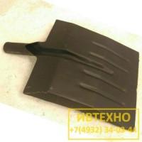 Лопата для снега металлическая