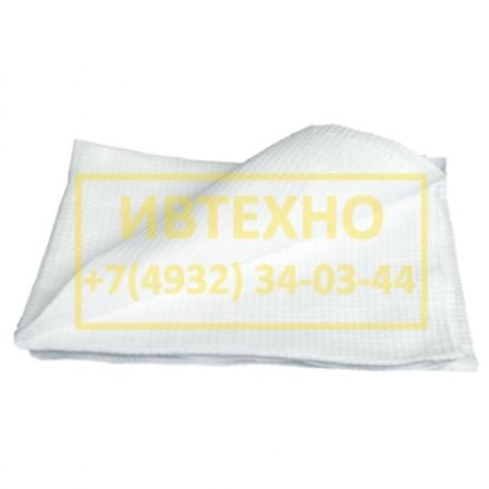 Купить полотенце вафельное белое в Москве оптом по ценам производителя г. Иваново