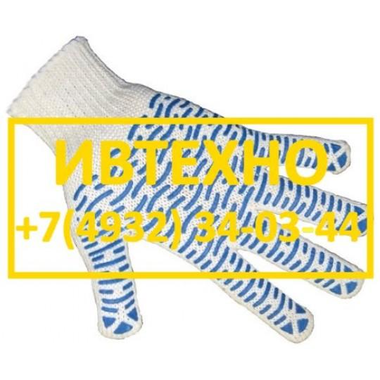 Перчатки 4 нити 7,5 класс