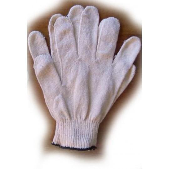 Перчатки хб 3 нити без ПВХ