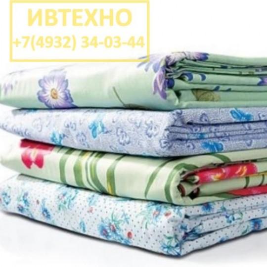Купить комплект постельного белья 1.5 бязь по цене производителя