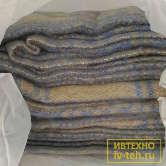 Купить полушерстяное одеяло 1.5 спальное оптом в Иваново